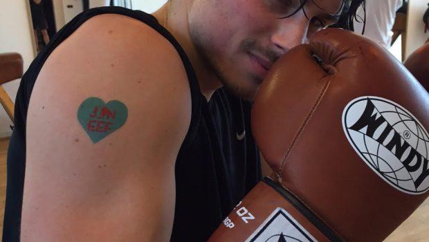 Jan Eef tatoo